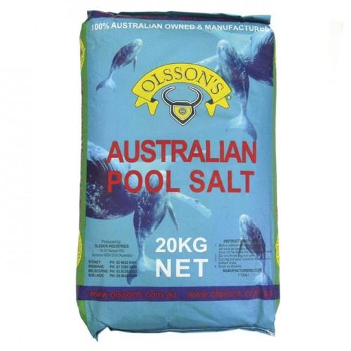 Австралийска сол за басейни Оlssons