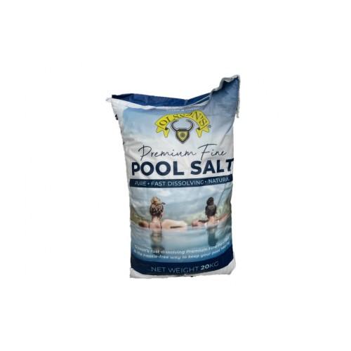 Olsson премиум австралийска сол за басейни и вани
