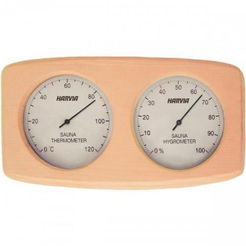 Термометър-хигрометър за сауна HARVIA