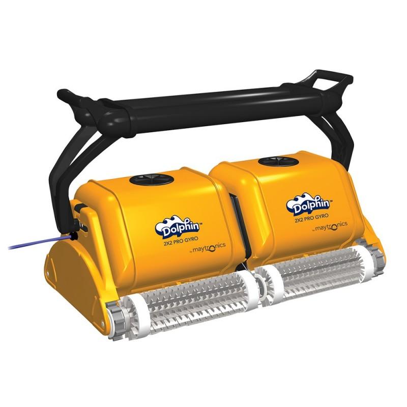 Робот за басейн Dolphin 2Х2 PRO GYRO