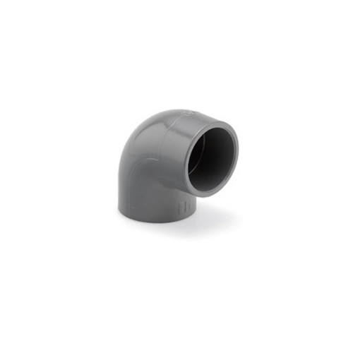 PVC коляно за лепене 90 градуса