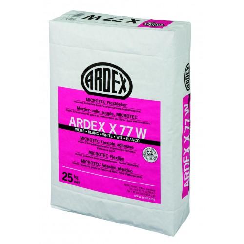 Лепило за керамика- бяло ARDEX X 77 W