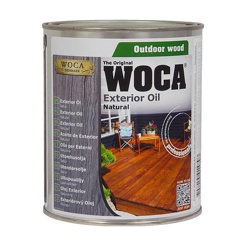 Тиково масло Woca