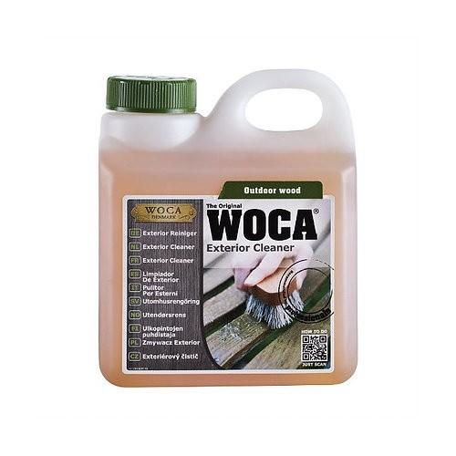 Почистващ препарат WOCA Exterior Cleaner