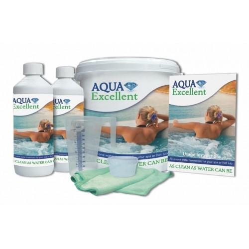 Спа кит за хидромасажни вани Aqua Excellent All-in-one