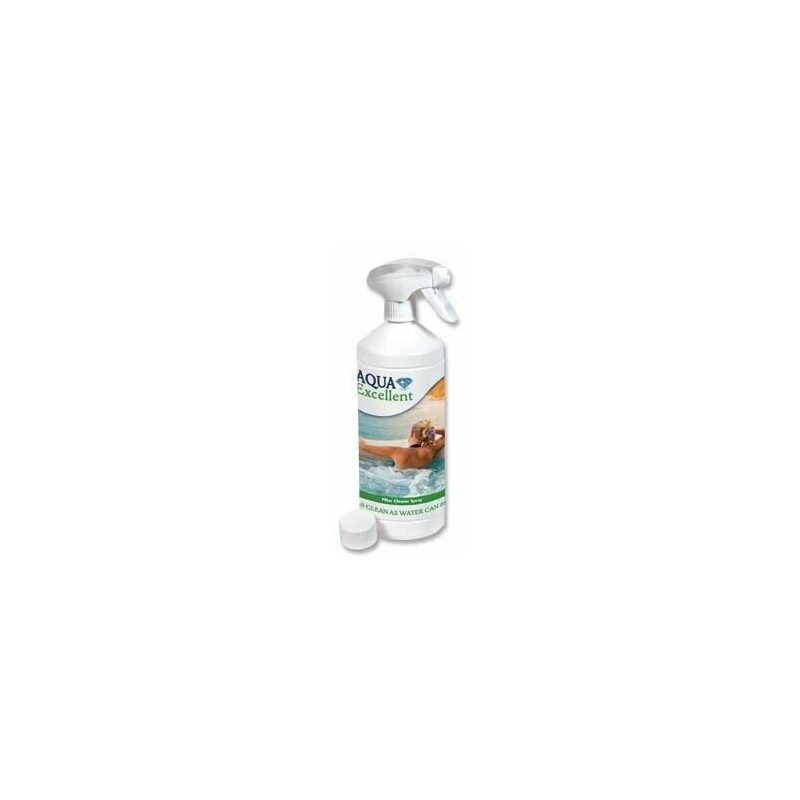 Обезмаслител Aqua Excellent Filter Cleaner Spray 1L