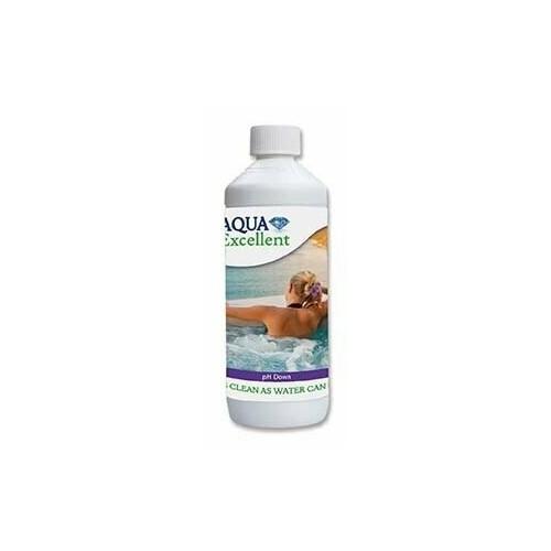 Коректор за хидромасажни вани Aqua Excellent pH Down