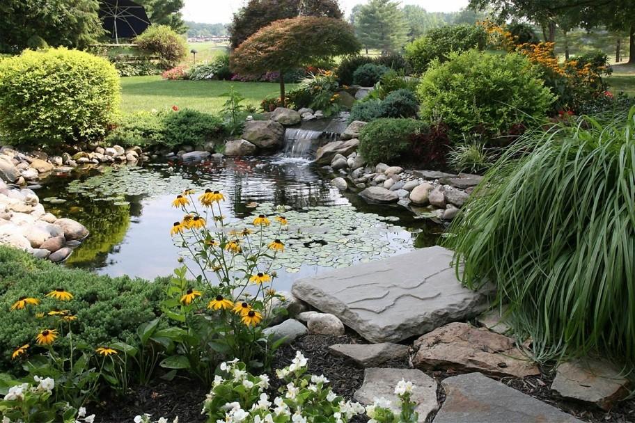 Градина и напояване